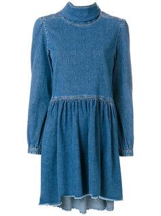 джинсовое платье Desy Erika Cavallini