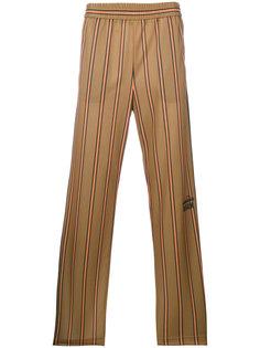 полосатые брюки MSGM