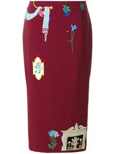 юбка Bucarest Vivetta