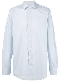 рубашка в клетку Hardy Amies