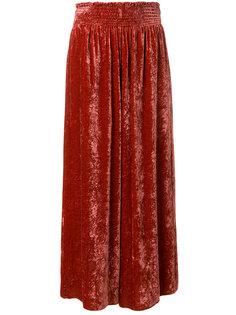юбка с завышенной талией  Forte Forte