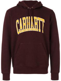 толстовка с капюшоном и логотипом Carhartt