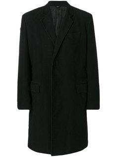 классическое пальто средней длины Helmut Lang Vintage