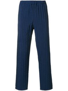 стеганые брюки Umit Benan