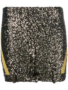 мини-юбка с отделкой пайетками A.F.Vandevorst
