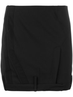 мини-юбка строгого кроя A.F.Vandevorst