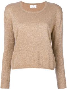блестящий свитер  Allude