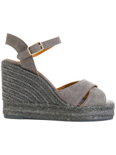 wedged sandals  Castañer