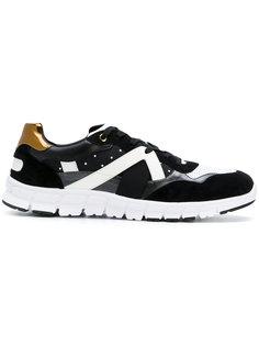 панельные кроссовки Dolce & Gabbana