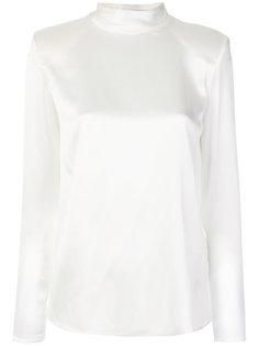 структурированная блузка  Dondup