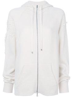zipped hoodie  Barrie