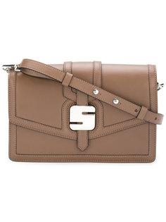 logo buckled bag Serapian