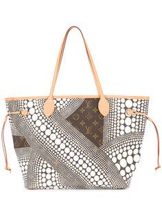 сумка-тоут Neverfull MM с многраммой Louis Vuitton Vintage