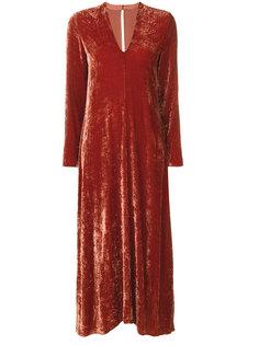 платье с V-образным вырезом  Forte Forte