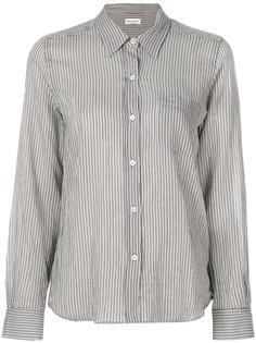 приталенная рубашка в полоску  Masscob