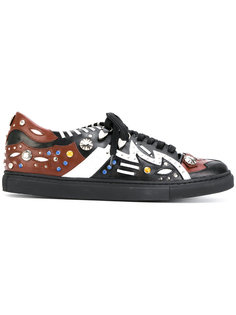 studded sneakers Toga Pulla