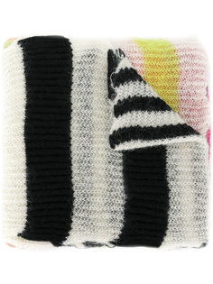 полосатый шарф McQ Alexander McQueen