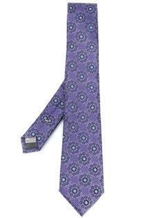 жаккардовый шарф Canali