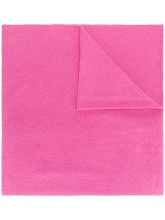 шарф с геометрическим принтом Lamberto Losani