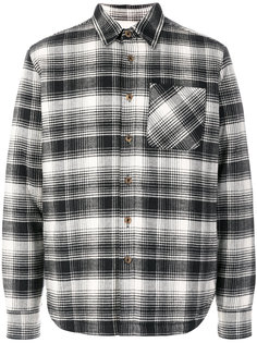 Tancho plaid shirt A Kind Of Guise