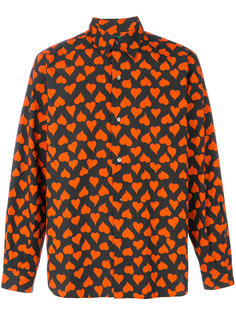 рубашка с принтом Jean Paul Gaultier Vintage