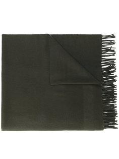 fringe scarf A.P.C.