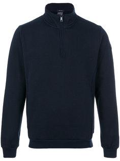 пуловер с воротником на молнии Paul & Shark