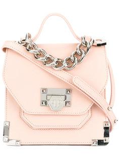 маленькая сумка-тоут Gabrielle Philipp Plein