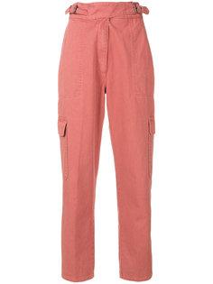 брюки с завышенной талией  Rachel Comey