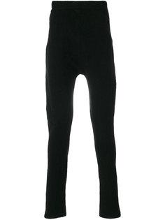 брюки прямого кроя Isabel Benenato