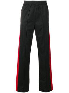спортивные брюки с полоской Givenchy