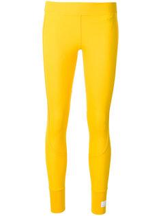 logo patch leggings  Adidas By Stella Mccartney