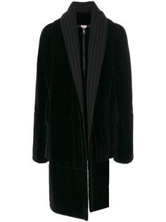 пальто на молнии  Antonio Marras