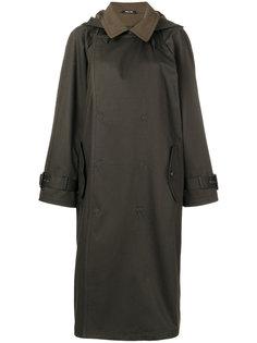 водоотталкивающее пальто-тренч  Maison Margiela