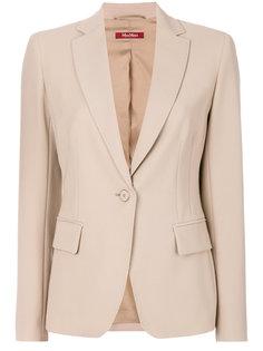 приталенный пиджак Max Mara Studio
