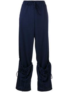 широкие спортивные брюки J.W.Anderson