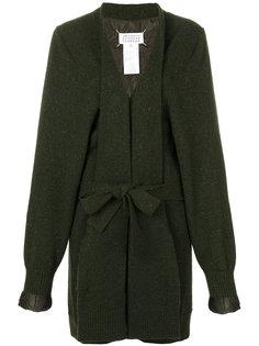 пальто-кардиган  Maison Margiela
