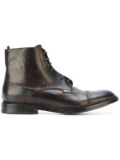 ботинки Дерби Silvano Sassetti
