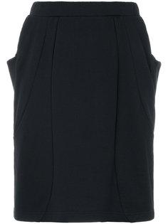 трикотажная юбка с карманами  Y-3