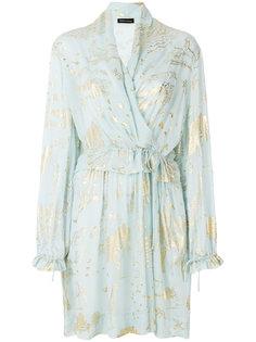tree print dress Stine Goya