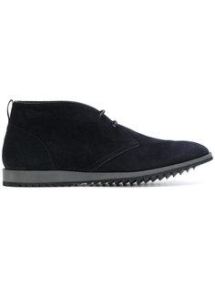 узкие ботинки на шнуровке Car Shoe