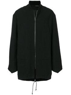 пальто на молнии Isabel Benenato