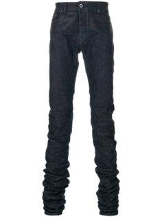 удлиненные прямые джинсы Diesel Black Gold