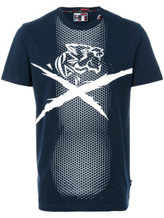 футболка с принтом Plein Sport