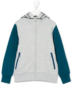 mask hood zip hoodie Stella Mccartney Kids