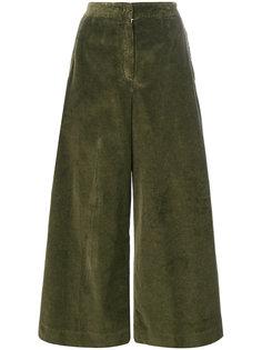 расклешенные брюки  Aspesi