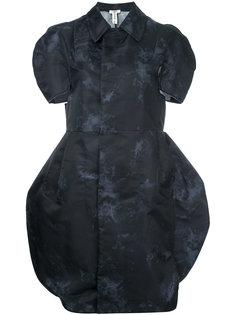 платье с принтом тай-дай Comme Des Garçons