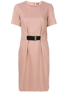 belted dress Jil Sander Navy