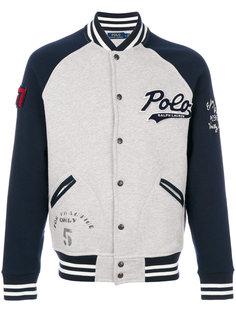 спортивная толстовка с логотипом Polo Ralph Lauren