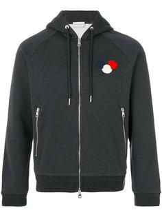 zipped hooded sweatshirt Moncler